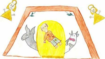 Ilustr. Noite de Natal