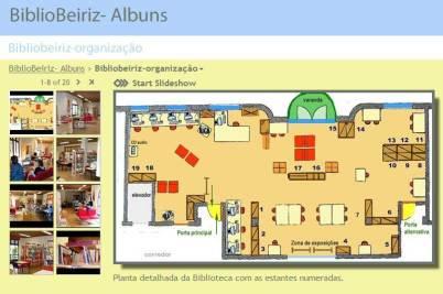 Album- organização