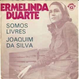 Somos Livres- Ermelinda-Duarte