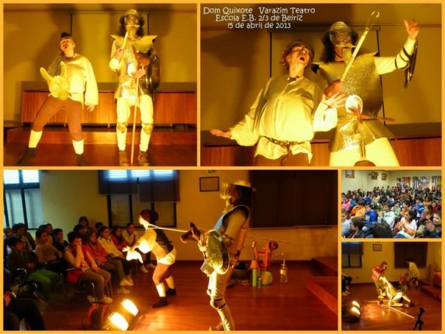 Dom Quixote-Varazim Teatro