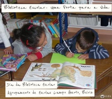 bibliotecaescolarumaportapara avida