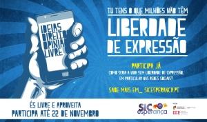 Liberdade de expressão e redes sociais