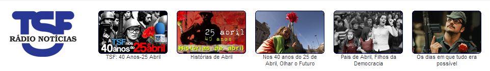 Os 40 anos do 25 de Abril nos media (6/6)